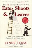 "Tapa del libro titulado ""Eats, Shoots & Leaves"", de Lynne Truss."