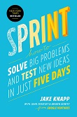 Tapa del libro titulado Sprint